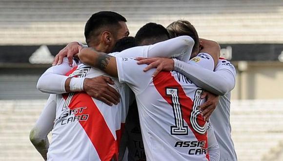 Confirmado otros cinco casos positivos por covid-19 en en el equipo River Plate