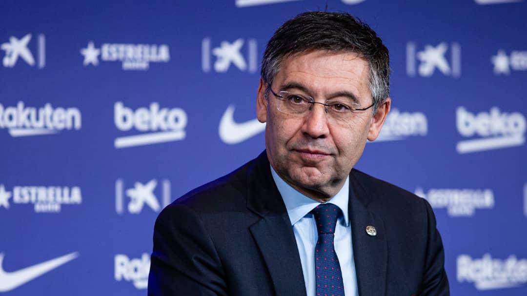 Comparece ante los tribunales el expresidente de Barcelona